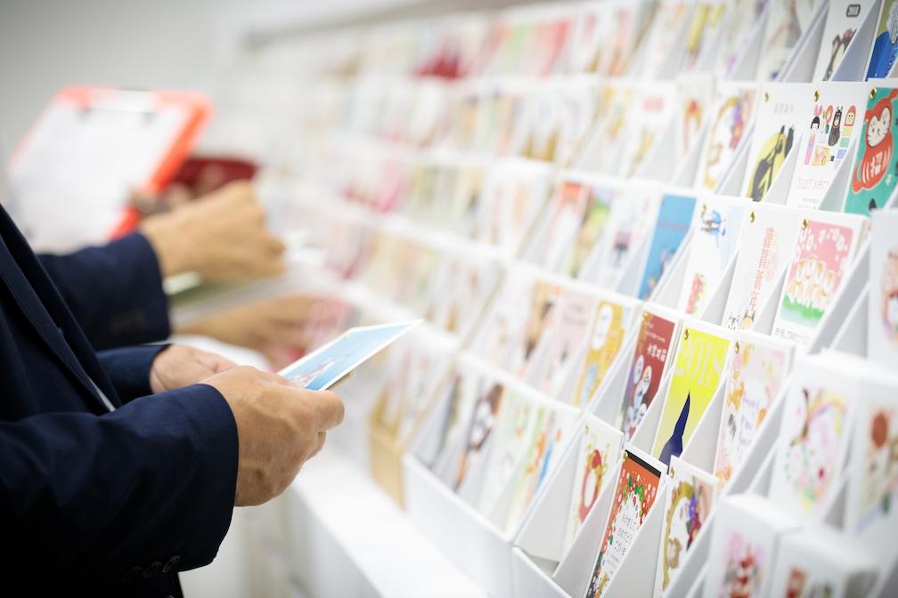 ISOT国際文具紙製品展2017ブースデザインの様子