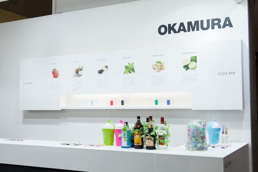デザイン東京2015ブースデザインの様子
